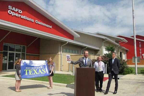 San Antonio ranks 6th in U S  solar - ExpressNews com