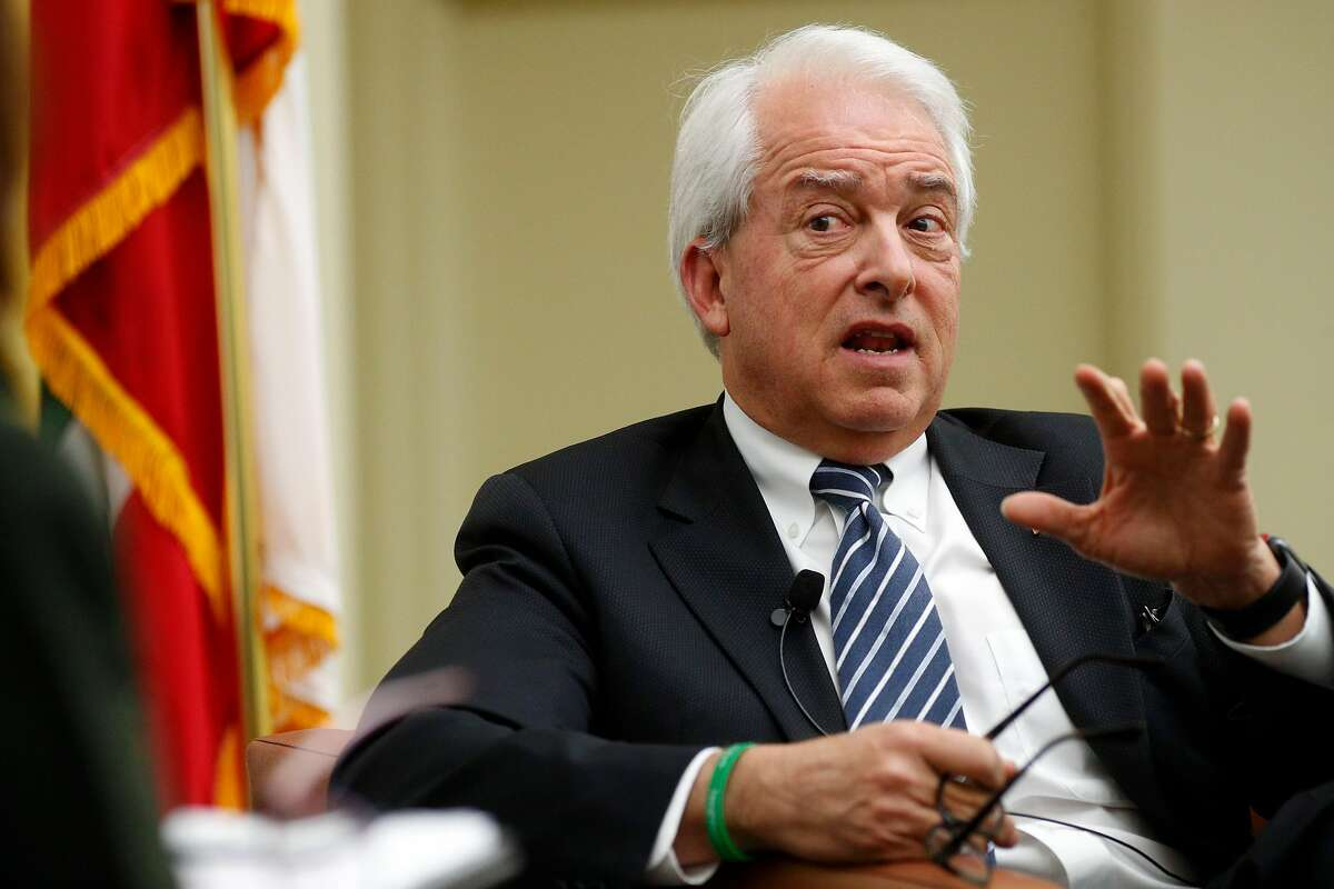 Republican gubernatorial candidate John Cox, who lost to Gavin Newsom in 2018, has given $60,000 to the recall effort.
