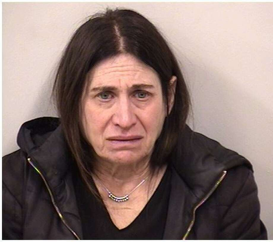 Norwalk resident Lisa Silberman was charged with operating under the influence of drugs/alcohol, failure to drive in proper lane, and stop sign violation in Westport on March 31. Photo: Contributed / Contributed Photo / Fairfield Citizen
