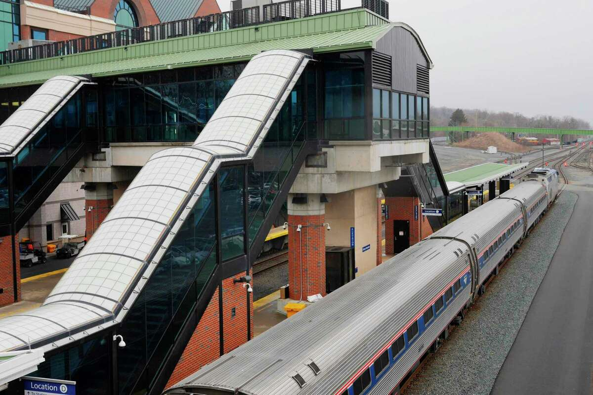 Uber's No 10: Albany-Rensselaer Train Station