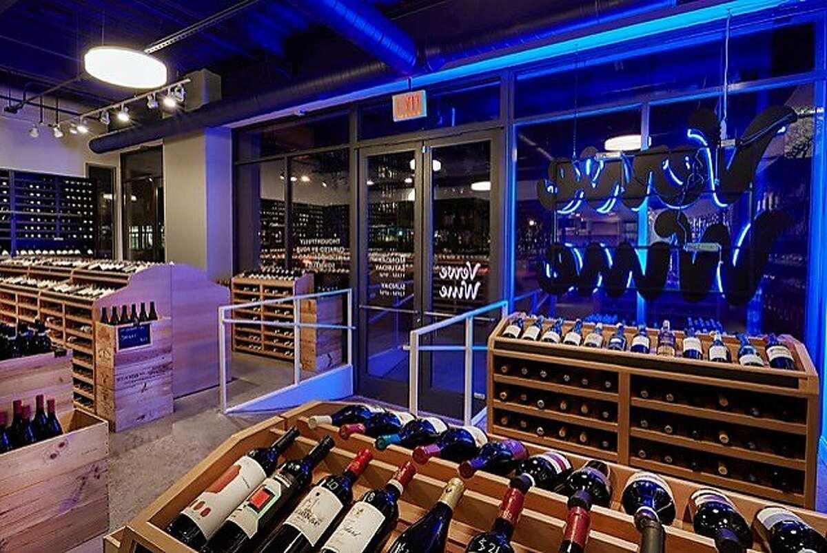Verve Wine in Tribeca opened in late 2016.