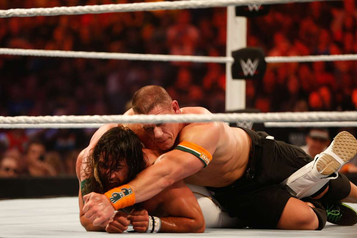 John Cena has risen through the professional wrestling ranks to become not just one of the sport's most popular and bankable stars, but one of the most recognizable faces in entertainment today. With