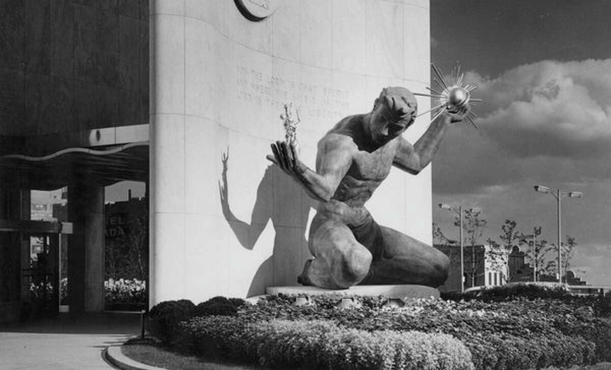 Proceeds from May's 60th birthday celebration of The Spirit of Detroit iconic landmark will benefit The Marshall M. Fredericks Sculpture Museum at Saginaw Valley State University. More information inside