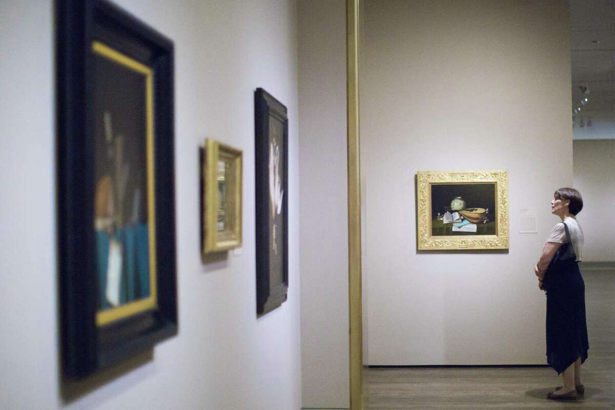 For the artsy museum portion of your Ferris day off try the Museum of Fine Arts, Houston, which is free on Thursday. ( Marie D. De Jesus / Houston Chronicle )