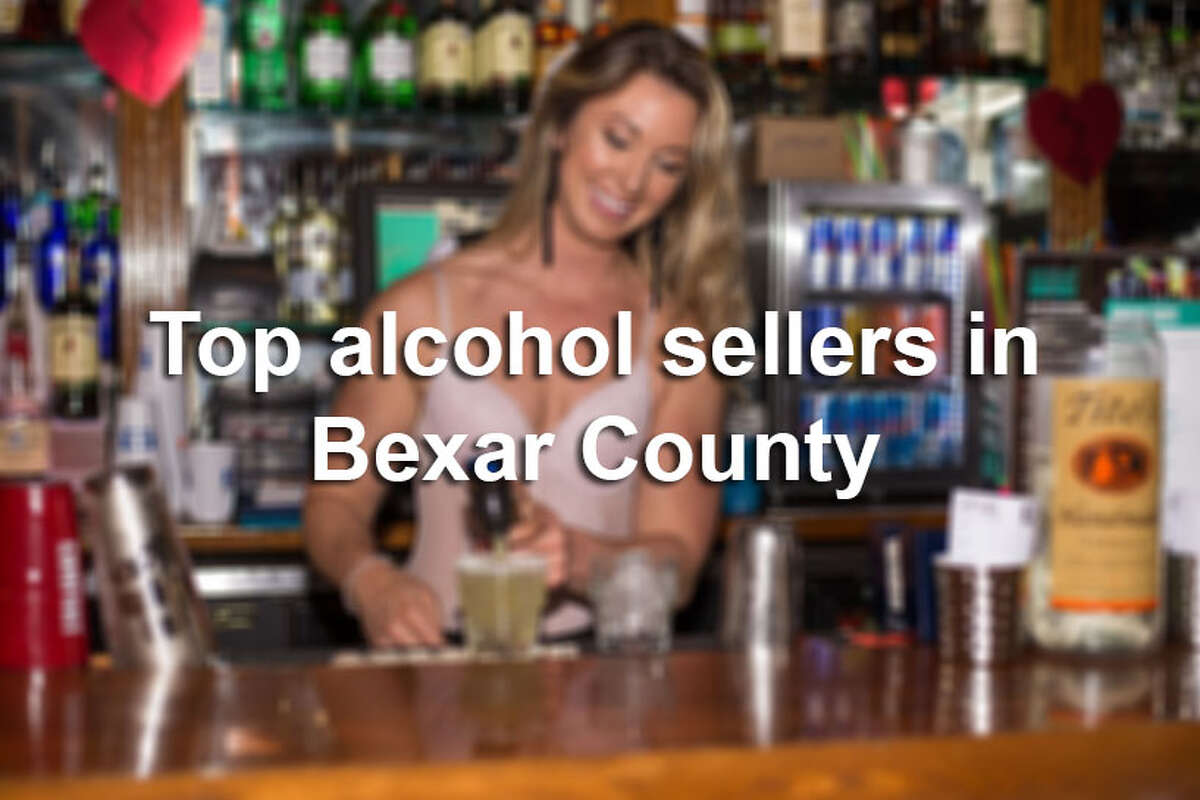 Keep clicking to see which prominent hotels, bars and restaurants were the highest grossing in Bexar County in February 2018, according to mixed beverage receipts from the state's comptroller's office.