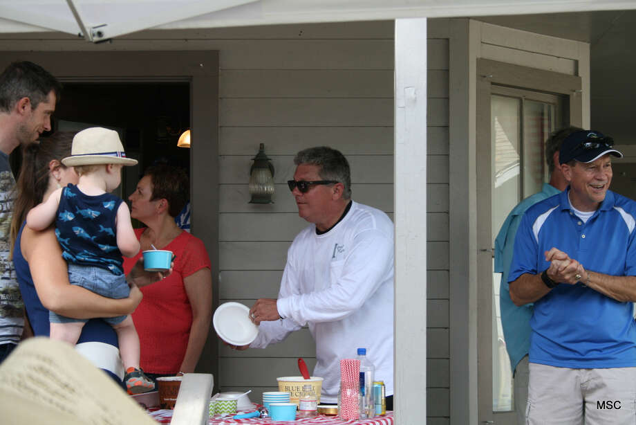 The Front Porch Series, April events in Friendswood that feature music and story telling about the community's history, harken back to community events such as the Ice Cream Social held in the early days of the settlement and revived in recent years. Photo: Picasa / Internal