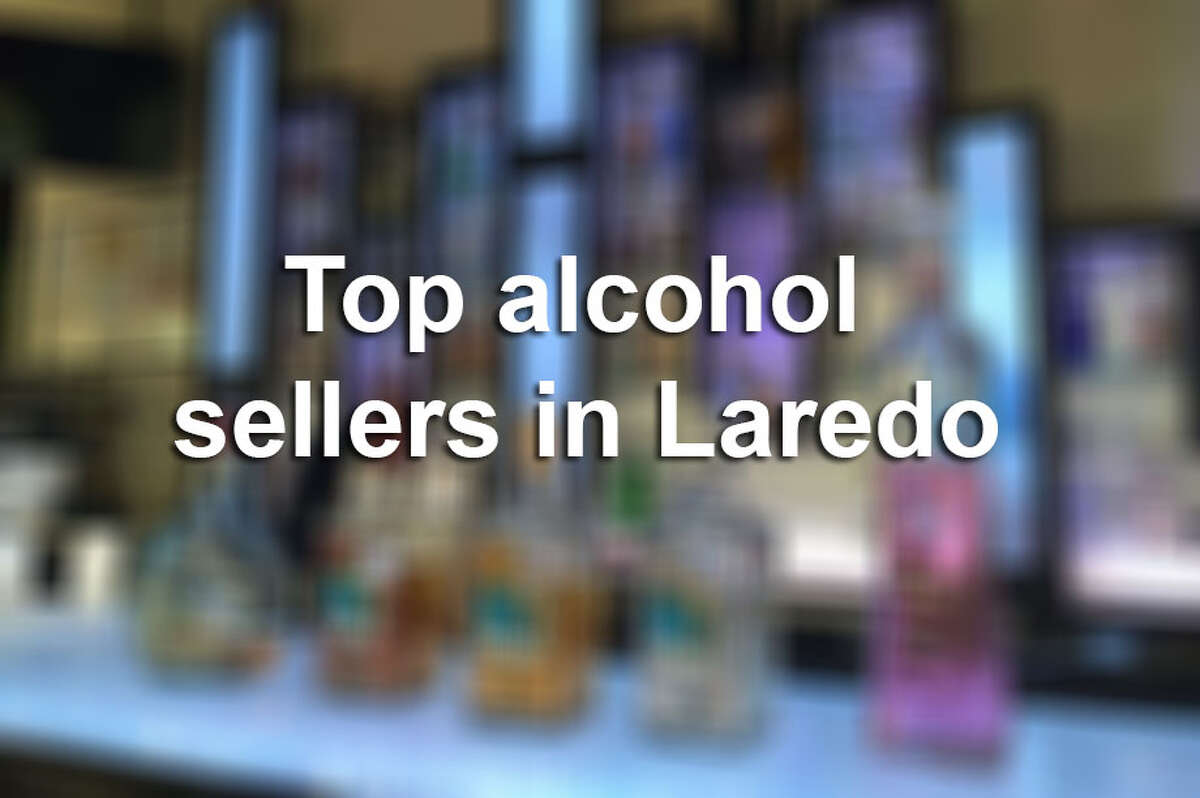 Keep clicking to see which spots in Laredo were the highest grossing in February 2018, according to mixed beverage receipts from the state's comptroller's office.
