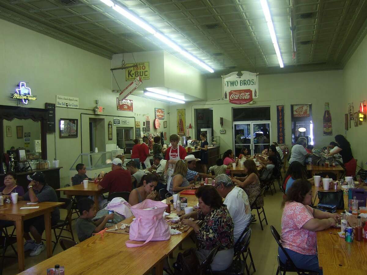 BBQ spot: Smitty's MarketAddress: 208 South Commerce, LockhartWhy try it?: Smitty's is a must-stop if you're in Lockhart and love barbecue. Texas Monthlyonce referred to Smitty's as