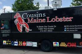 Cousins Maine Lobster will be on hand at Toni Jo's Food Truck Park in Helotes.