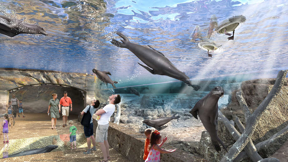On Thursday the Houston Zoo released renderings of what the next phase of zoo development will look like in anticipation of its 100th anniversary in 2022.See more photos of what is to come at the Houston Zoo... Photo: Houston Zoo