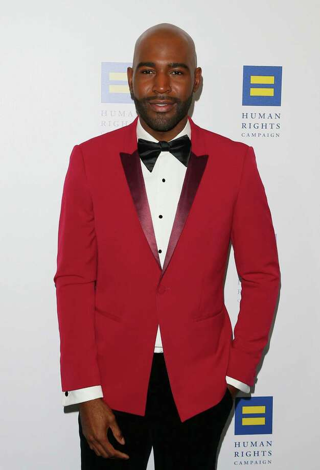 Karamo Brown attends the 2018 Human Rights Campaign Los Angeles Dinner, in Los Angeles, California, on March 10, 2018.  / AFP PHOTO / JEAN-BAPTISTE LACROIXJEAN-BAPTISTE LACROIX/AFP/Getty Images Photo: JEAN-BAPTISTE LACROIX, AFP/Getty Images / AFP or licensors