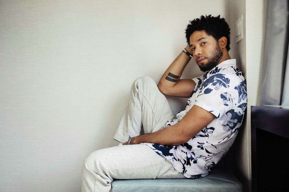 """Jussie SmollettThe """"Empire"""" star released his debut album, """"Sum of My Music,"""" in March. He's cut his teeth as a singer playing Jamal Lyon on the hit Fox show since 2015. Friday at Satellite Bar, 6922 Harrisburg Photo: Victoria Will, Associated Press / 2018 Invision"""
