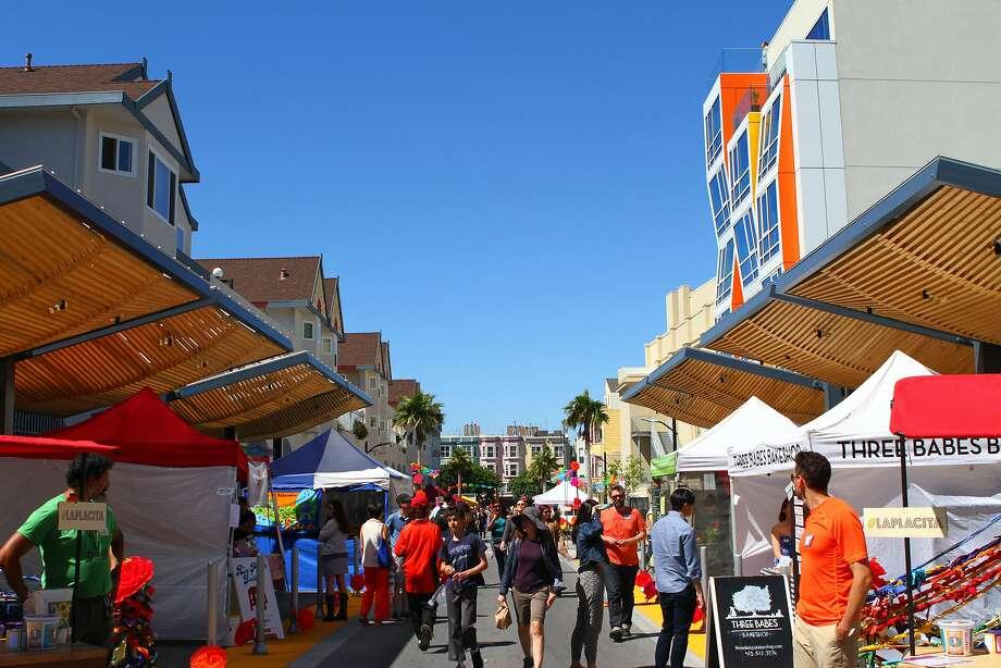 Mission Community Market resumes after winter hiatus. Photo: Photo Courtesy Of CUESA