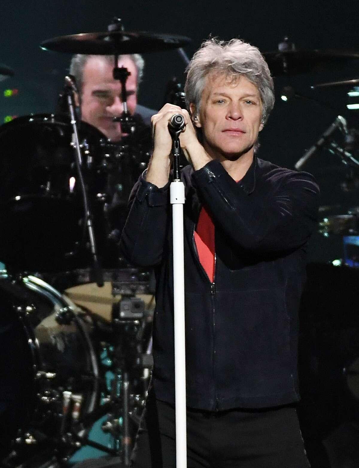 50. Bon Jovi- 34.5 million units