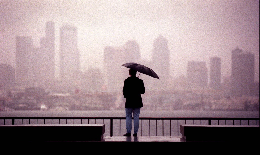 'It always rains on Nov. 19' and Seattle's other statistical weather quirks