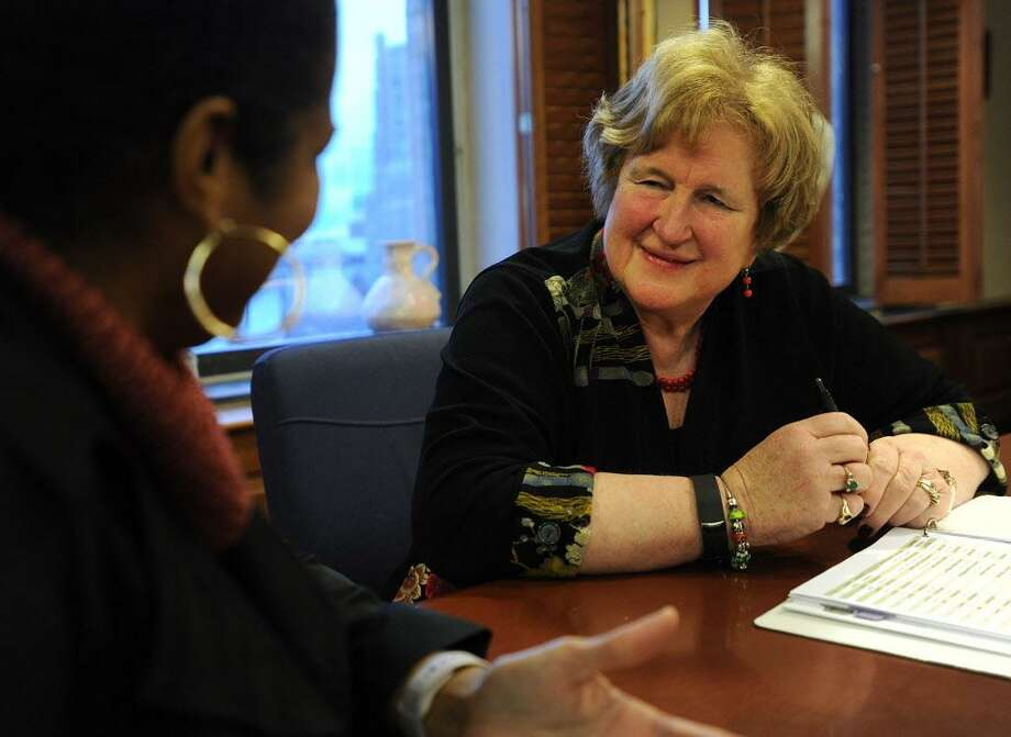 Fran Rabinowitz, former interim superintendent in Bridgeport. Photo: Brian A. Pounds / Hearst Connecticut Media / Connecticut Post