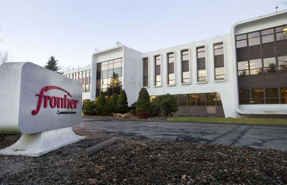 The former Frontier Communications office at the High Ridge Park campus in Stamford. Photo: File Photo