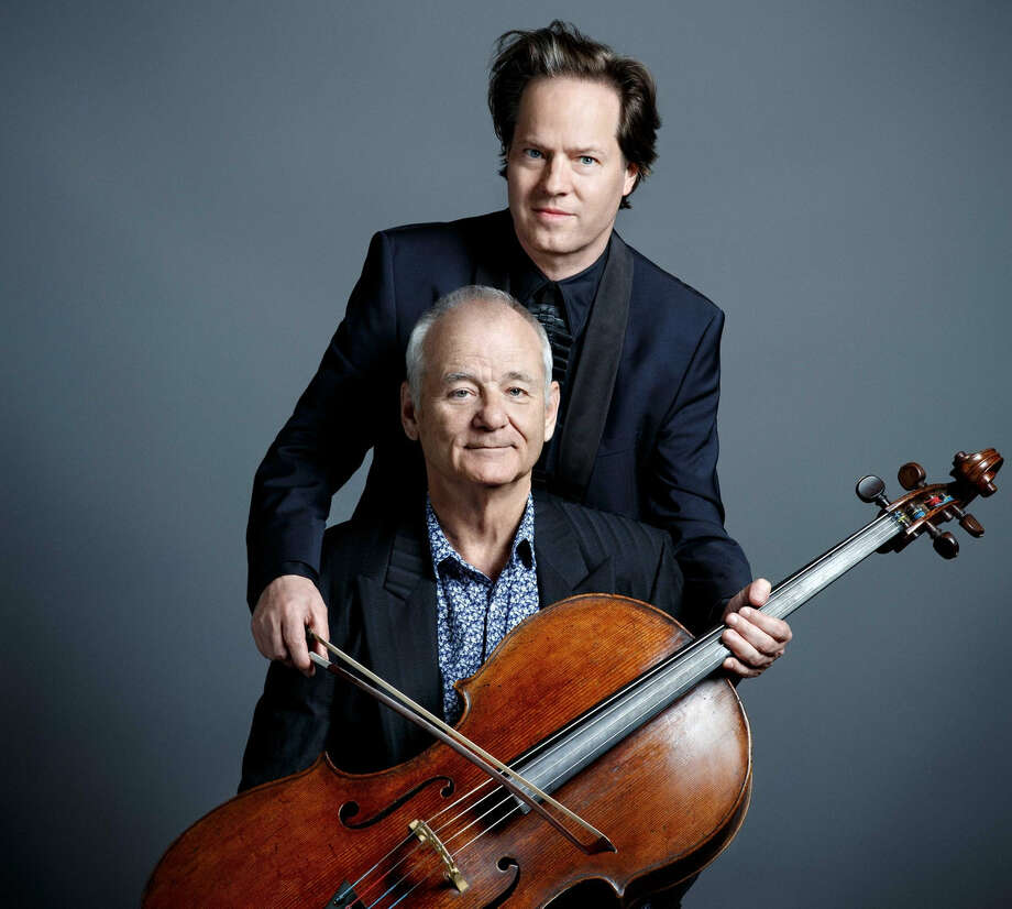 Despite some Friday shakeups, the Monday, April 9 show at Proctors in Schenectady featuring Bill Murray and cellist Jan Vogler will be going on as planned.