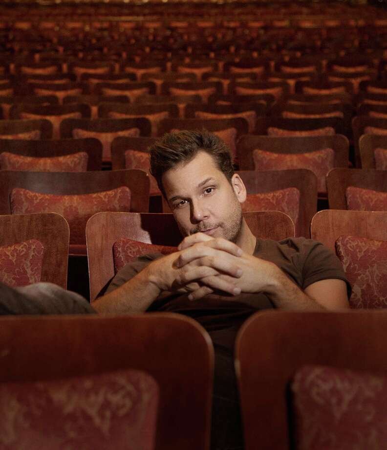 Comedian Dane Cook will perform at Mohegan Sun Arena on April 21. Photo: Mohegan Sun / Contributed Photo