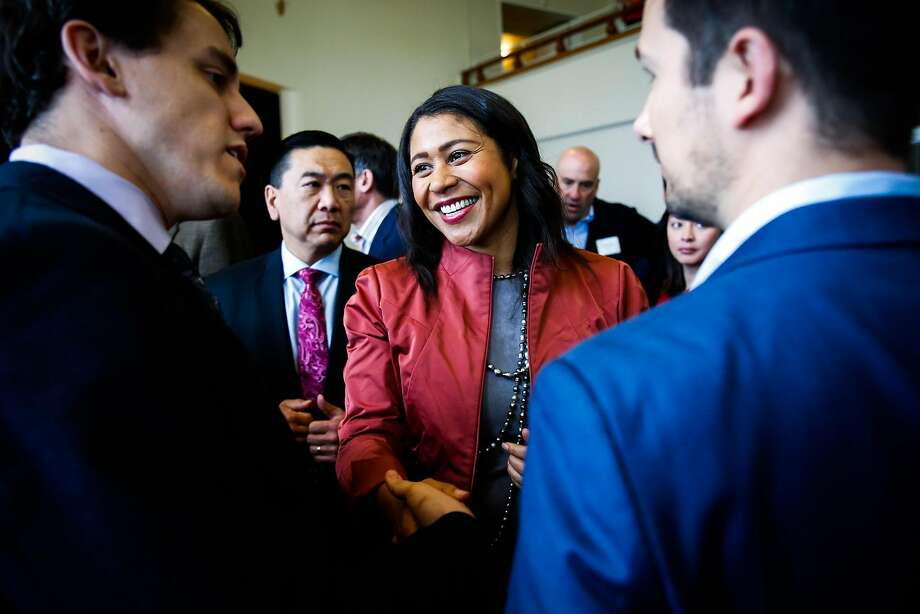 London Breed stands out among the city's mayoral candidates with her commitment to address the concerns she shares with her opponents and her willingness to listen to competing arguments. Photo: Gabrielle Lurie / The Chronicle