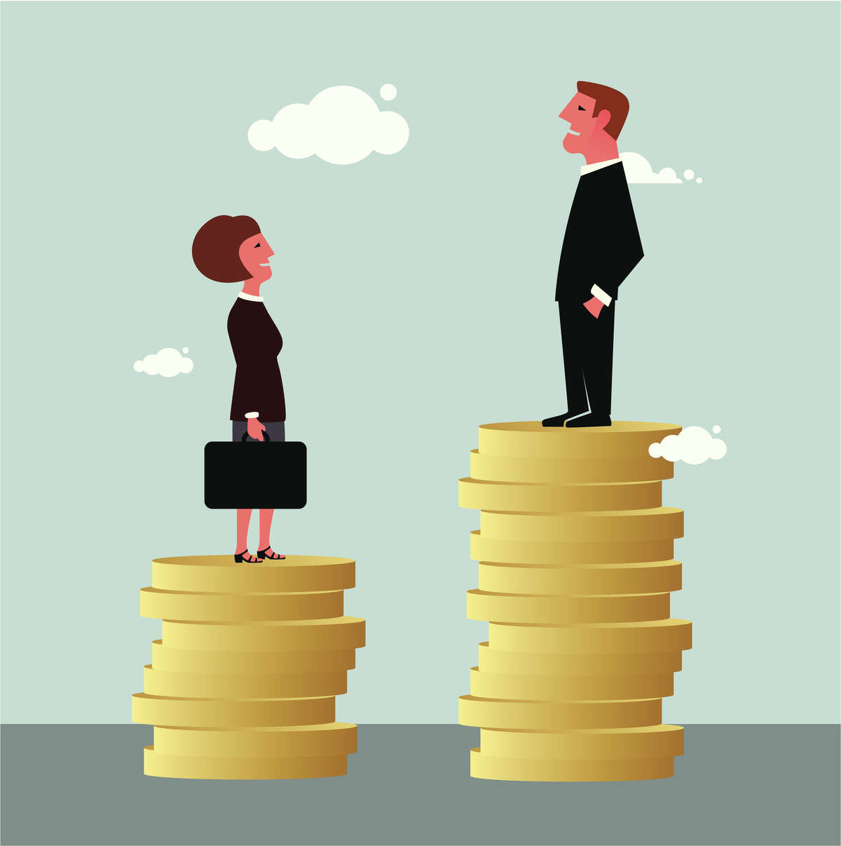 A new study finds that the pay gap between women and men continues to persist, changing little from two years ago, and while pay for similar jobs in similar markets has improved, women's access to high paying jobs hasn't.