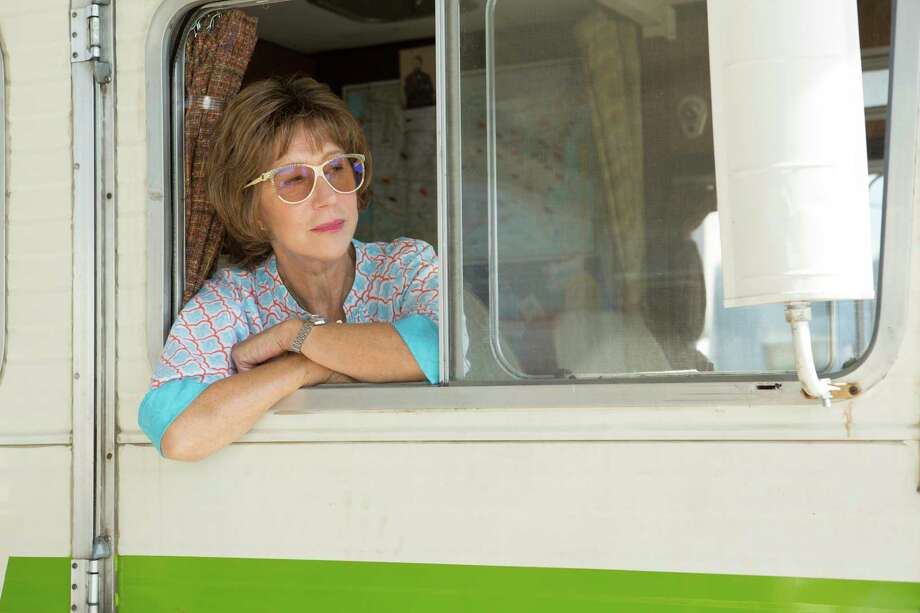 "This image released by Sony Pictures Classics shows Helen Mirren in a scene from ""The Leisure Seeker."" (Sony Pictures Classic via AP) / 2013"