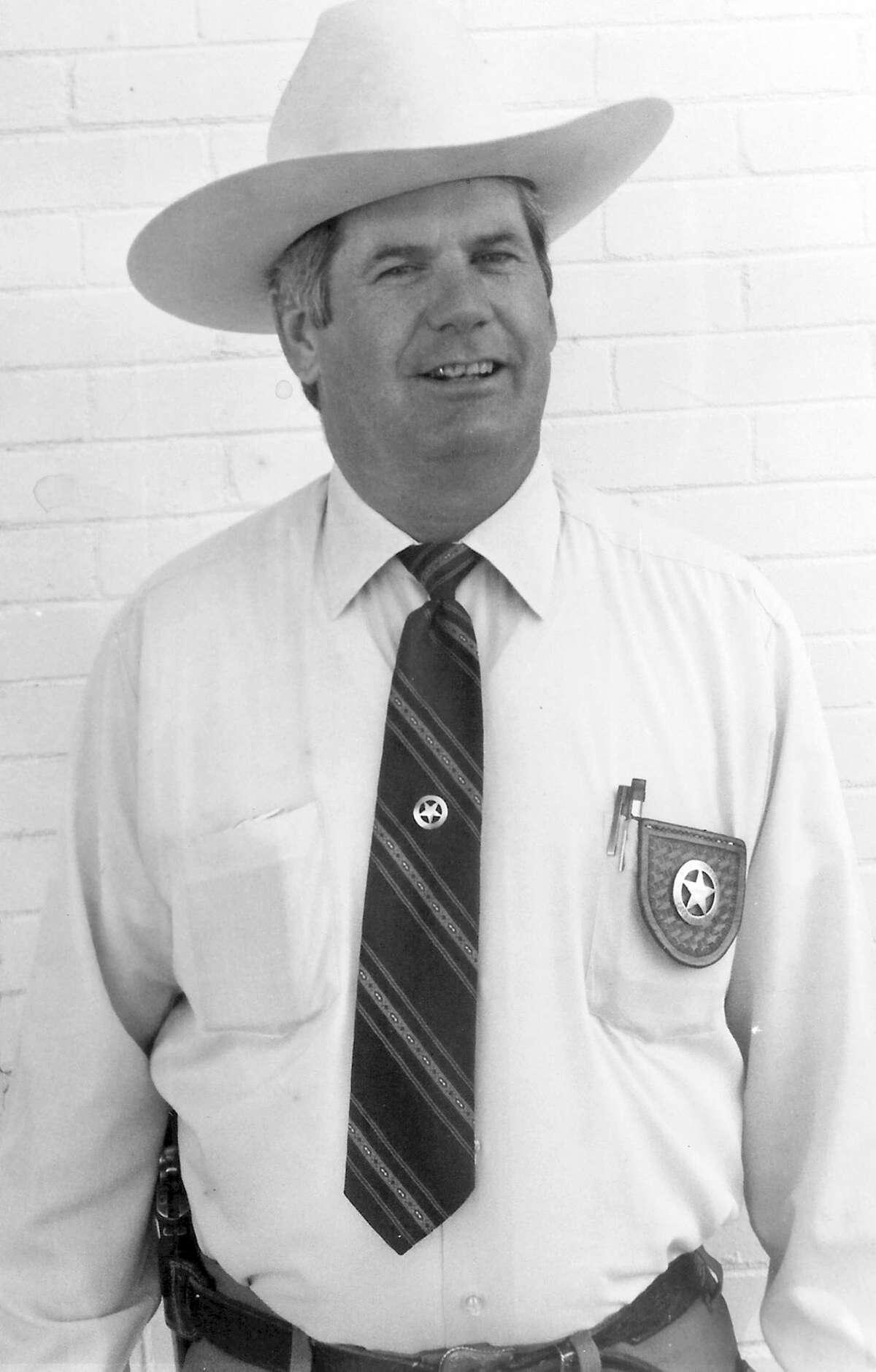 Former Presidio County Sheriff Rick Thompson