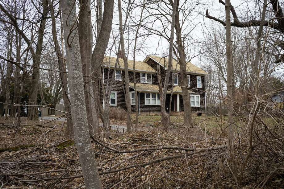 The home where skeletal remains where found near the basement, in Southold, N.Y., March 20, 2017. After more than half a century, investigators found the remains as Louise Pietrewicz, who disappeared in 1966, buried under the home, where a police officer with whom she had a romantic relationship once lived. Photo: HEATHER WALSH, New York Times / NYTNS