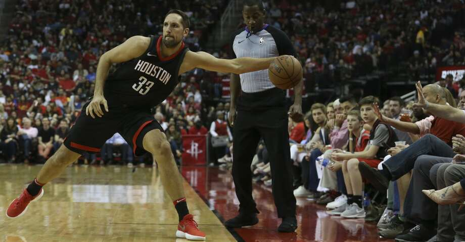 PHOTOS: Rockets game-by-gameRockets forward Ryan Anderson hoped to be able to return from his sprained left ankle before the end of the regular season next week, though it is not certain the swelling would subside in time for next week's back-to-back in Los Angeles and Sacramento.Browse through the photos to see how the Rockets have fared through each game this season. Photo: Yi-Chin Lee/Houston Chronicle