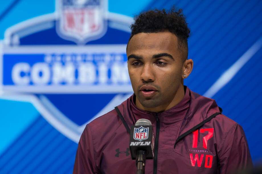 According to a report out of Phoenix, the Cardinals were aware of Christian Kirk's arrest before drafting him. Photo: Icon Sportswire/Icon Sportswire Via Getty Images