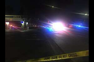 Fremont Police investigating shooting at ARCO.