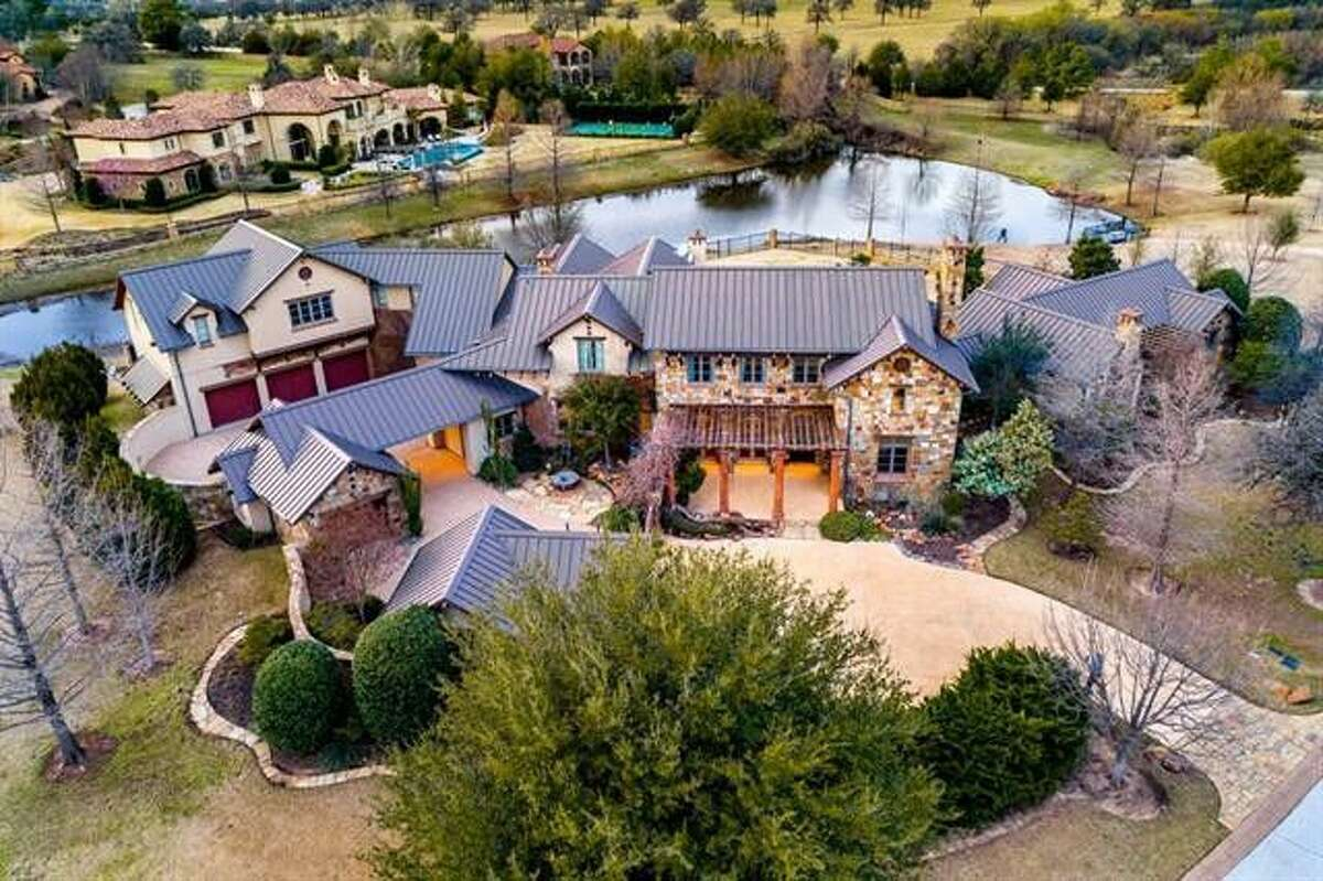 After a decade on the market, a former Yankees slugger's mansion in Westlake, Texas, is up for auction, with no reserve.