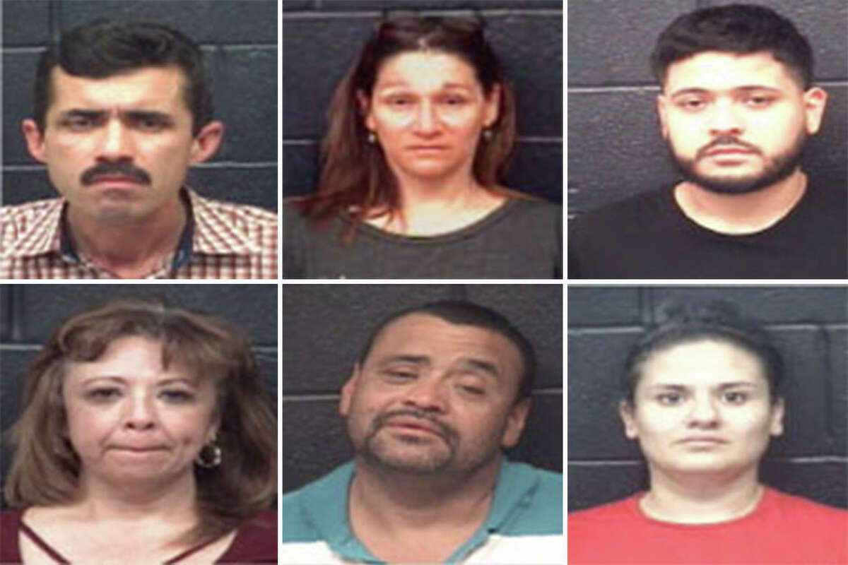 Click through this gallery to see photos of all the people arrested on suspicion of DWI charges in Webb County during the month of March 2018.