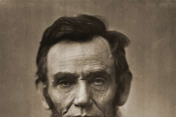 Portrait of American President Abraham Lincoln (1809 - 1865), mid 19th century. (Photo by Stock Montage/Getty Images)