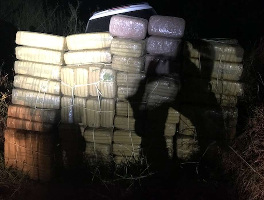 More than $2 million in drugs were seized across the Texas border this week, according to the U.S. Border Patrol. Photo: Courtesy Border Patrol