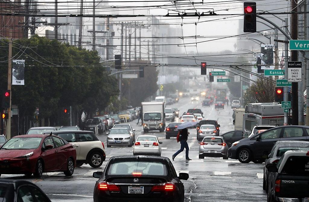Drenching storm soaks already soggy Bay Area - SFGate