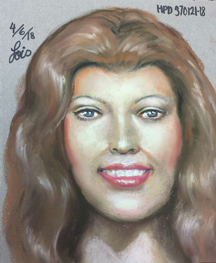 Sketch artist Lois Gibson has released a sketch of the woman whose head was found March 24 at Lake Houston. Photo: Courtesy Of Houston Police Department Homicide Division