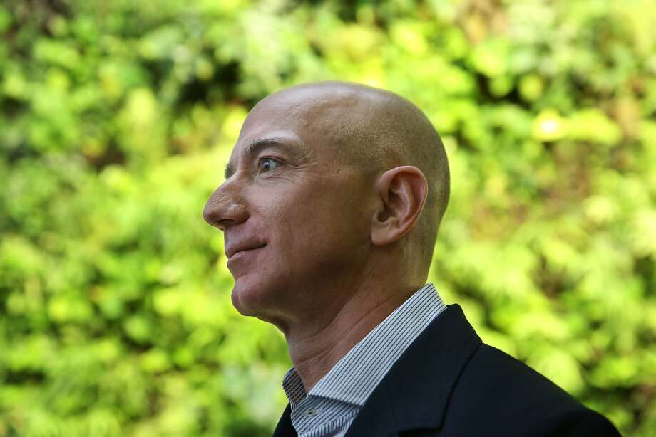 Amazon CEO Jeff Bezos is among the backers of Unity Biotechnology, a Brisbane biotechnology company founded in 2009. Photo: Genna Martin / SeattlePI.com