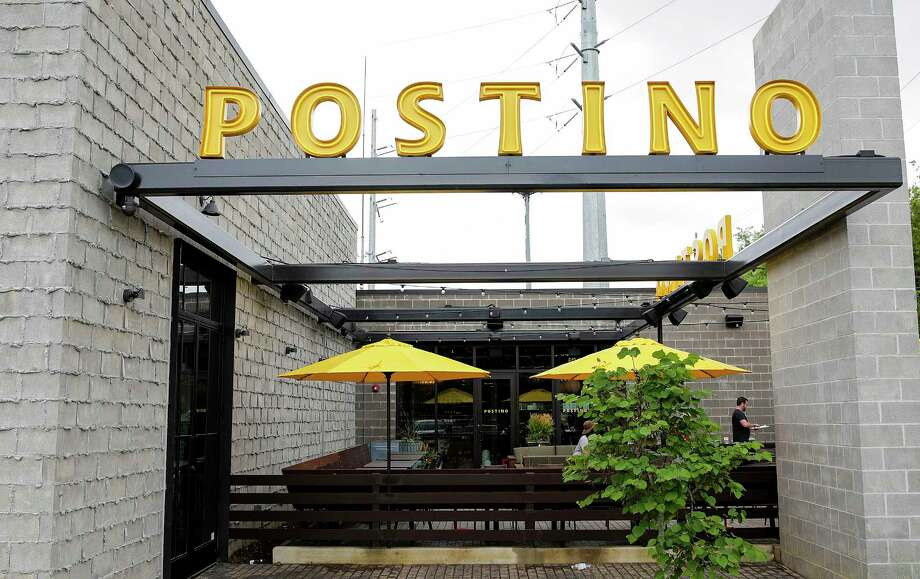 Exterior of Postino WineCafe, an Arizona-based restaurant concept 