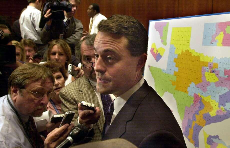 File photo of Todd Staples when he was a state senator. Photo: TOM REEL /SAN ANTONIO EXPRESS-NEWS / SAN ANTONIO EXPRESS-NEWS