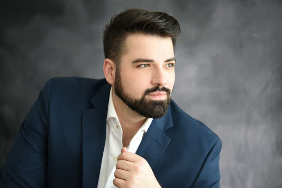 "Tenor Mackenzie Gotcher will star as Mario Cavaradossi in the upcoming Permian Basin Opera production of ""Tosca."" Photo: Courtesy AVA Opera"