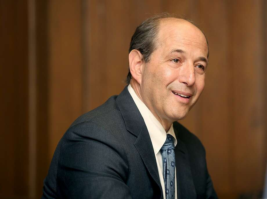 Jeff Bleich is a candidate for California Lieutenant Governor on Monday, March 19, 2018, in San Francisco, Calif. Photo: Liz Hafalia, The Chronicle