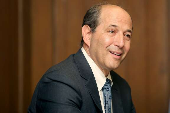 Jeff Bleich is a candidate for California Lieutenant Governor on Monday, March 19, 2018, in San Francisco, Calif.