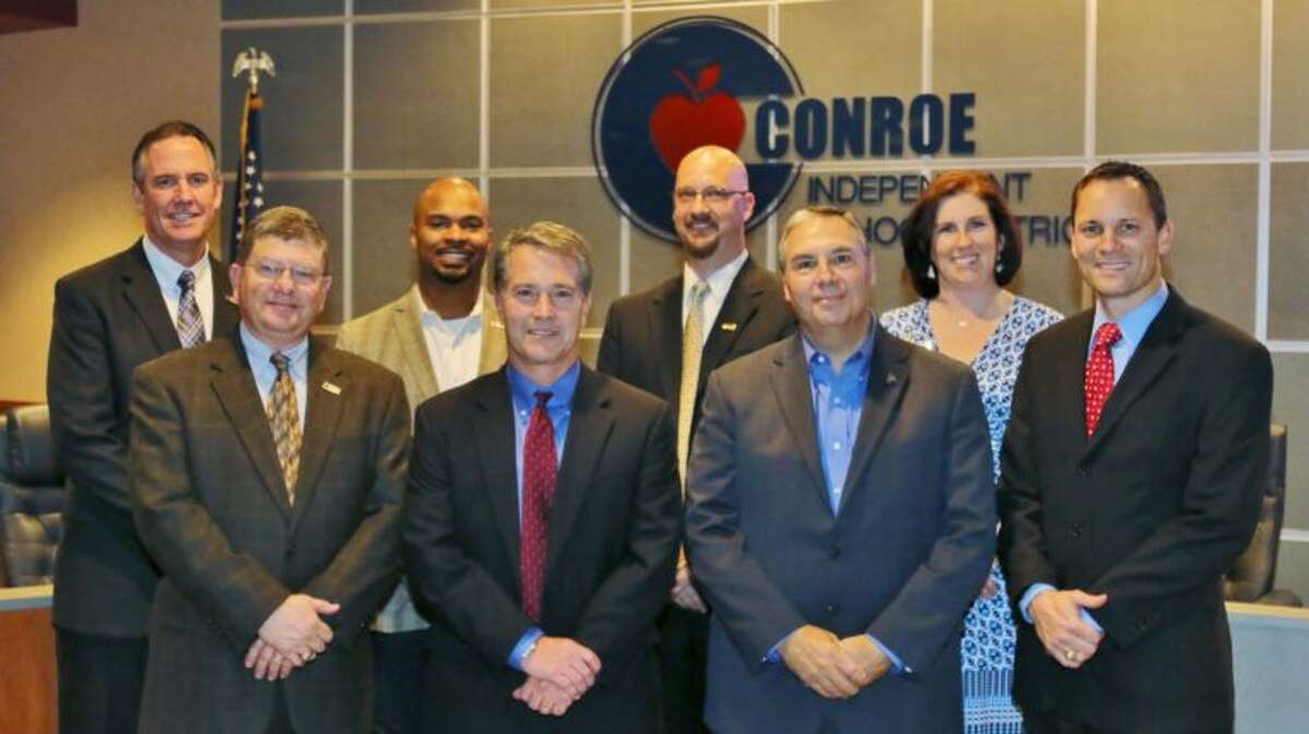 The Conroe Independent School District Board of Trustees will announce a new superintendent at the April 17 meeting following Dr. Don Stockton's retirement.