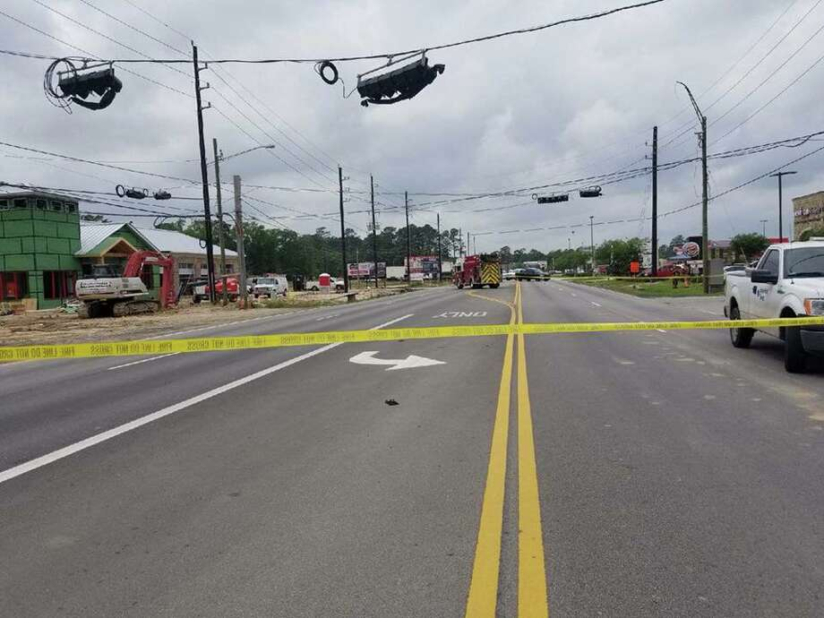 Rayford Road continues to be closed at Aldine Westfield Road due to a gas leak. Photo: MCP3