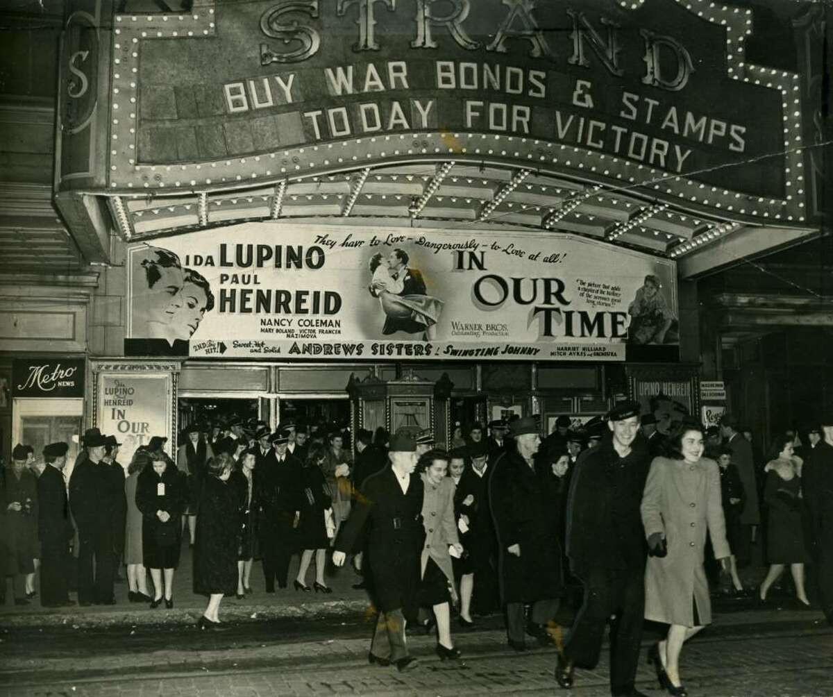 The Strand, one of Albany's classic movie theaters (Times Union archive)