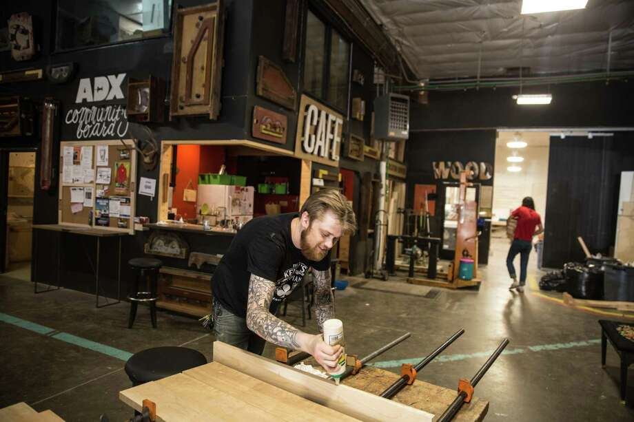 Makerspace-slash-cooperative ADX Portland has public tours, as well as classes for making your own housewares, furniture, or even jewelry. Photo: Travel Portland / ONLINE_YES