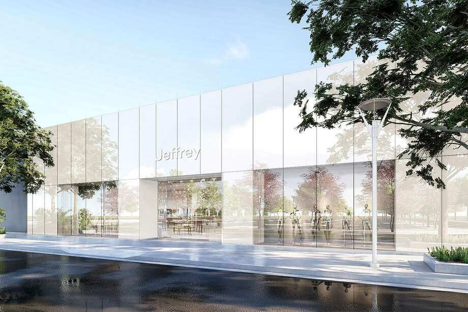 Artist's rendering of Jeffrey Kalinsky's store in the Stanford Shopping Center, scheduled to open Aug. 2, 2018, which is also Kalinsky's 56th birthday. Photo: Jeffrey Kalinsky