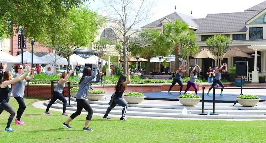 The Woodlands Area Chamber of Commerce will host the Health, Wellness &        Fitness Expo on Saturday, April 21, from 9 a.m.–2 p.m. at Hughes Landing        in The Woodlands at 1950 Hughes Landing Blvd. and will feature new fitness classes every hour. Photo: Courtesy Photo