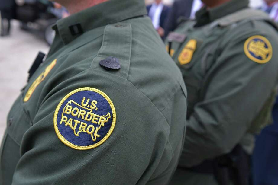 Border Patrol agents with assistance from the Laredo Police Department recently arrested a Mexican Mafia gang member and three undocumented immigrants.  Photo: Mandel Ngan /AFP /Getty Images / AFP or licensors